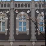 Restauratorski  radovi na obnovi zgrade suda u Novom Bečeju