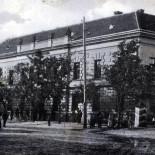 Bivša Honvedska kasarna (danas poljoprivredna škola)