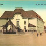 Dve zgrade u stilu secesije arhitekte Ferenc K. Časara  u Velikom Bečkereku