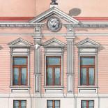 Graditeljska delatnost Ferenc Pelcla  u Velikom Bečkereku (Zrenjaninu)
