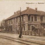Železnička stanica Veliki Bečkerek-Obala Begeja u Zrenjaninu