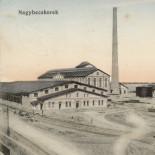 Kompleks fabrike šećera u Velikom Bečkereku (današnjem Zrenjaninu)