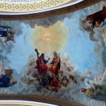 Završeni konzervatorsko – restauratorski radovi na zidnim slikama i slikanoj zidnoj dekoraciji u hramu Uspenja Bogorodice u Zrenjaninu