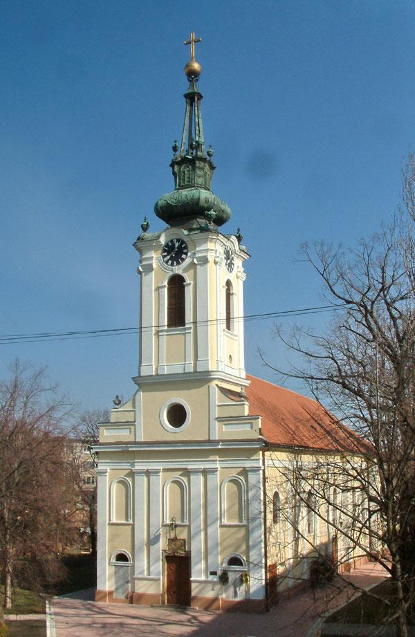 Pravoslavna Uspenska crkva