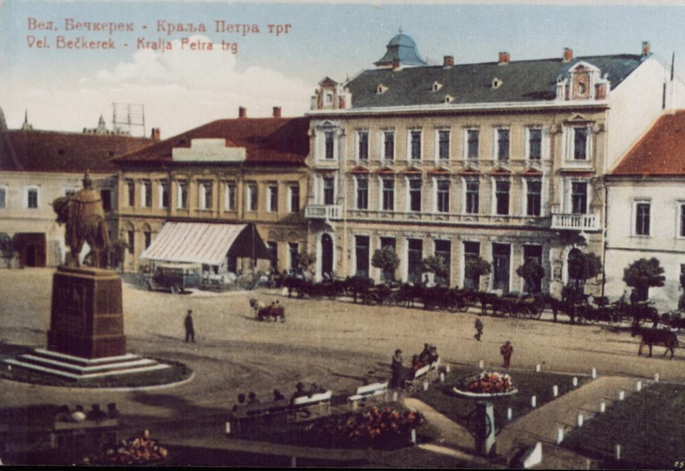 zgrada hotela Grand na Trgu
