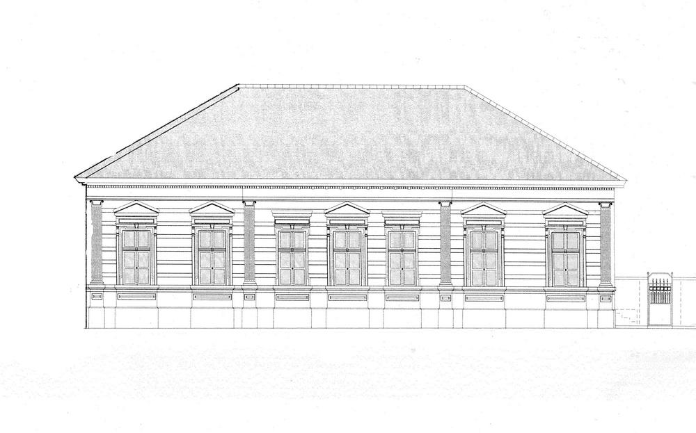 Parohijski dom Reformatske crkve 1886 sm