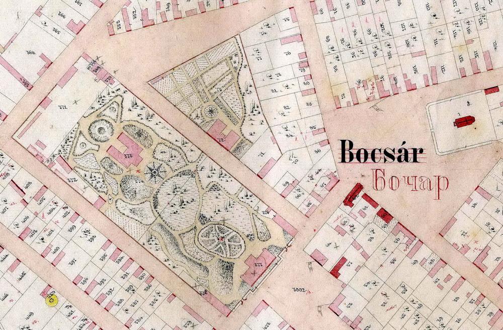 Bocar 1906 centar i dvorci sm